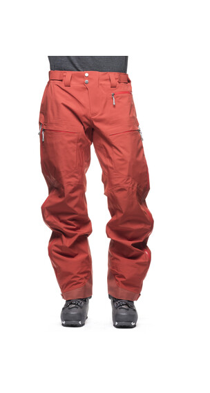 Houdini M's Candid Pant burned red